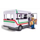 Požárník Sam Autobus Trevora, s figurkou