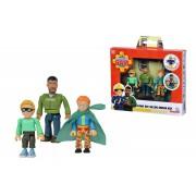 Požárník Sam - figurky s příslušenstvím (Atomic Boy)