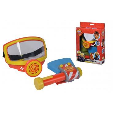 Požárník Sam - kyslíková maska