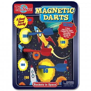 4151TS Magnetická hra - Rakety ve vesmíru