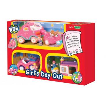 Multipack sada - Dívčí jízda