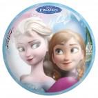 Lopta Ľadové kráľovstvo 130mm perleťový