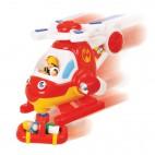 Rory hasičská helikoptéra
