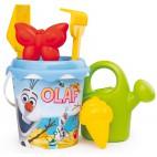 Ledové království Kyblíček Olaf s konvičkou a příslušenstvím