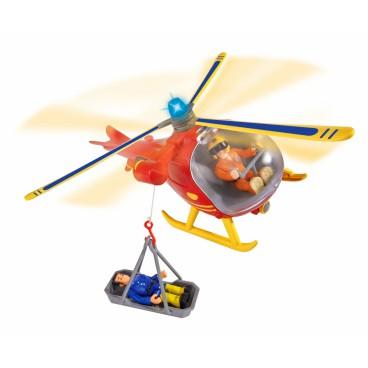 Požárník Sam Helikoptéra Wallaby