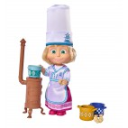 Máša a Medvěd - Panenka Máša kuchařka