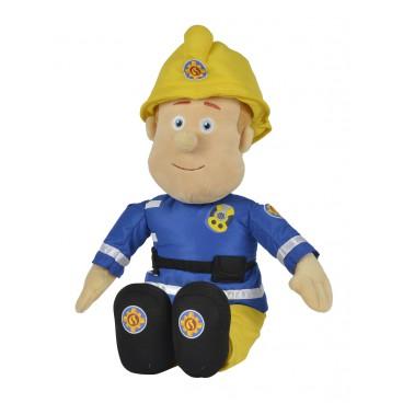Požiarnik Sam - Plyšová postava 45 cm