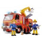 Požárník Sam Zachraňte figurínu z hořící věže