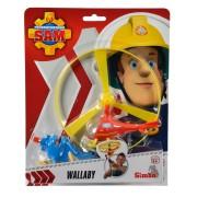 Požárník Sam - Wallaby hra s helikoptérou