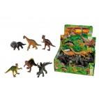 Figurka dinosaura 14-16cm, 6 druhů