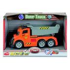 AS Dump Truck 15 cm, světlo, zvuk