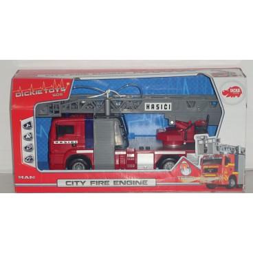 Hasičské auto 31 cm, česká verze