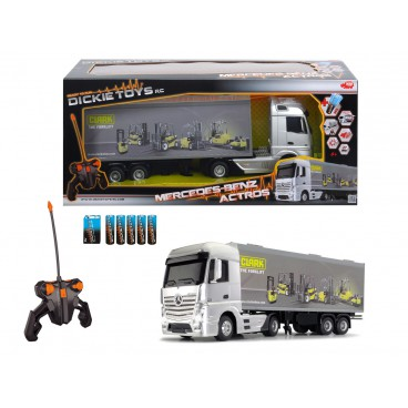 RC Mercedes Benz Actros RTR