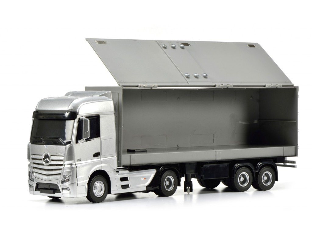 Rc mercedes benz actros rtr for Rc mercedes benz