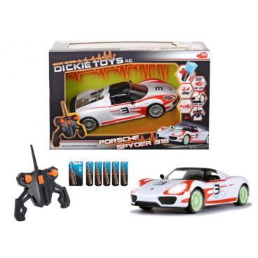 RC Porsche Spyder RTR