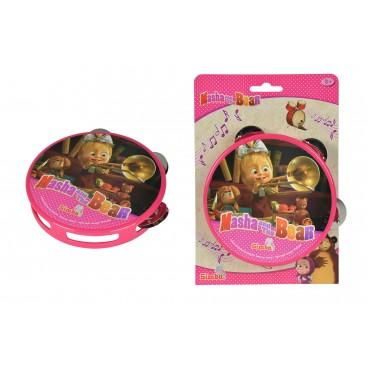 Máša a medvěd Tamburína 15 cm