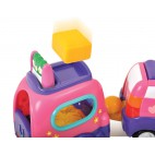 Poppy autíčko s přívěsem pro poníky