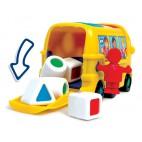 Sidney školní autobus