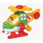 Harry veterinářská helikoptéra