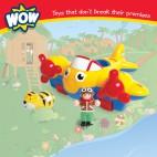 Johny safari letadlo