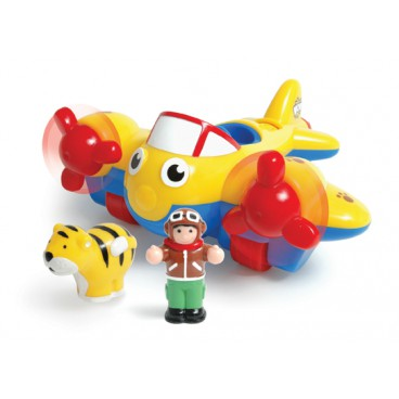 Letadlo Johny
