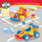 Dvojčata Turbo závodní formule