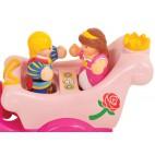 Rosie a její královský kočár