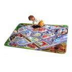 Dětský koberec Ultra Soft Letiště - malý