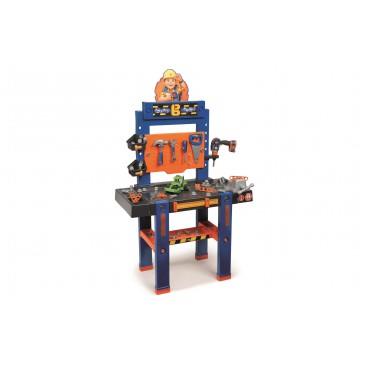 Bořek stavitel - dílenský ponk