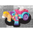 Mary s kočárem