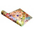 Dětský koberec oboustranný zámek-jízdárna - malý