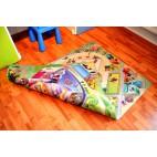 Dětský koberec oboustranný zámek-jízdárna