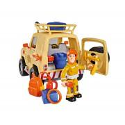 Požárník Sam - Tomův záchranářský jeep