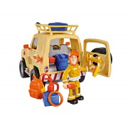 Požiarnik Sam - Tomov záchranársky jeep