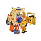 Požiarnik Sam - Tomov záchranársky jeep 4x4