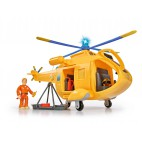 Požiarnik Sam - vrtuľník Wallaby II