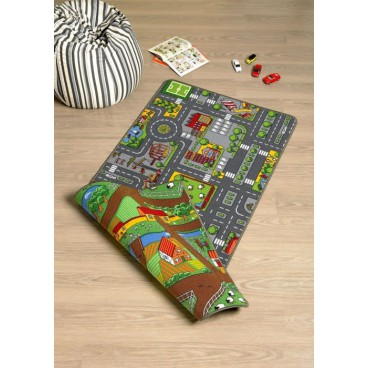 Dětský koberec Duoplay, 100 x 165 cm