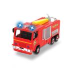 Požárník Sam hrací koberec město
