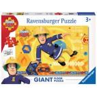 Požárník Sam puzzle 24 dílků
