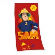 Požiarnik Sam osuška 75/150 cm