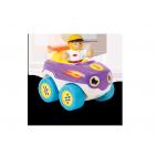 Izzy pretekárske autíčko