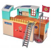 Požárník Sam Hasičská stanice