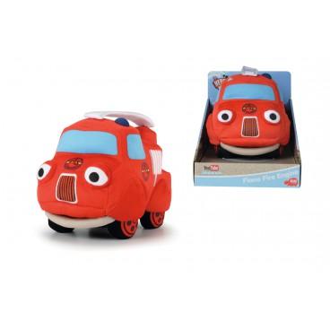Statečná autíčka - plyšové auto Hanička 30 cm