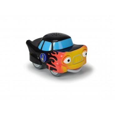Statečná autíčka - závodní auto Harry (EN, DE)