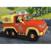 Požárník Sam puzzle Požární auto Venuše 20 dílků