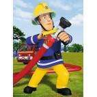Požiarnik Sam puzzle Do akcie! 20 dielikov