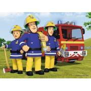 Požárník Sam puzzle Tým 20 dílků