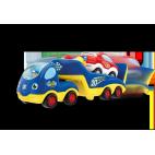 Rocco závodní tahač s autem