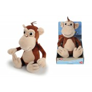 Statečná autíčka - plyšová postava Opice 30 cm