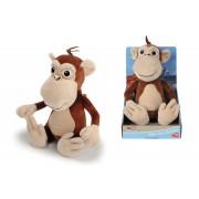 Statočná autíčka - plyšová postava Opice 30 cm